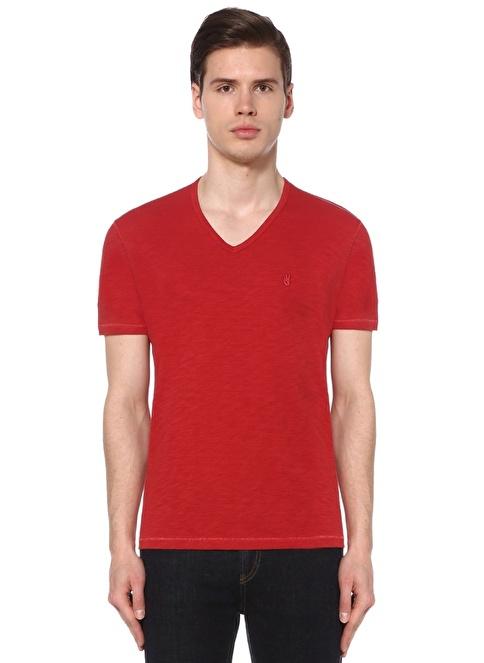 John Varvatos Star USA Tişört Kırmızı